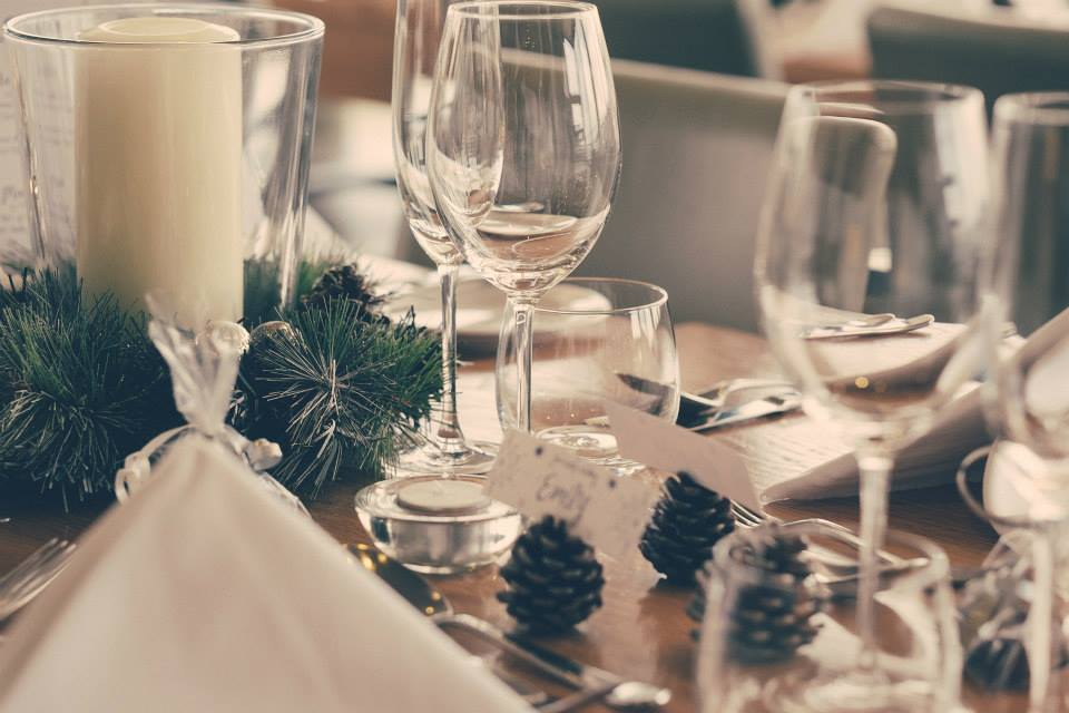 Festive Dining from 1st November